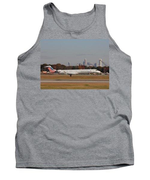Charlotte Douglas International Airport 17 Tank Top