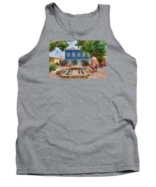 Charming Courtyard Tank Top