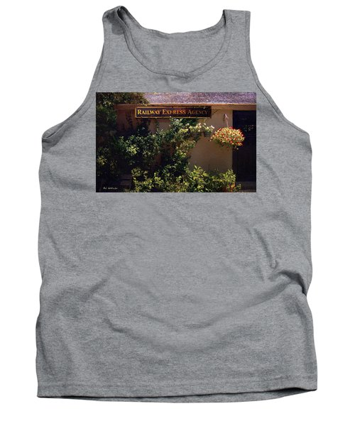 Charming Whimsy Tank Top by RC deWinter