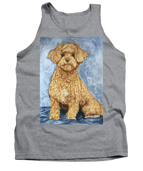 Chase The Maltipoo Tank Top