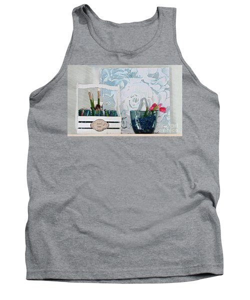 Chase Your Dreams And Create Tank Top