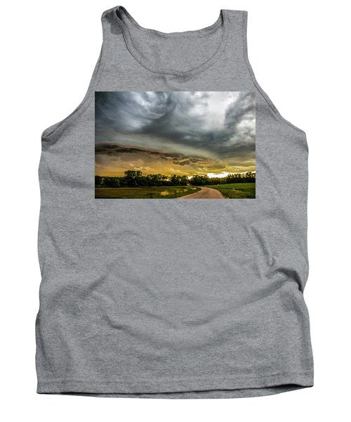 Chasing Nebraska Stormscapes 074 Tank Top
