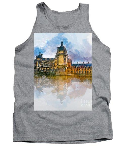Chateau De Chantilly Tank Top