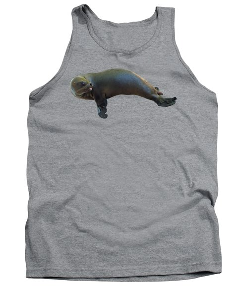 Cheeky Seal Tank Top