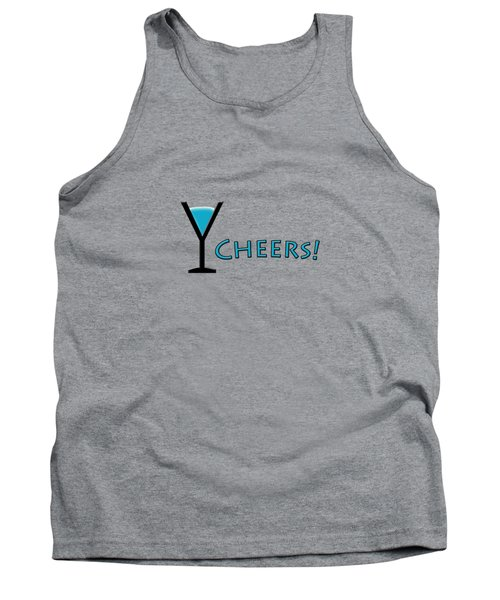 Cheers Tank Top by Bill Owen