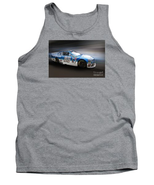 Chevrolet Ss Nascar Tank Top by Roger Lighterness