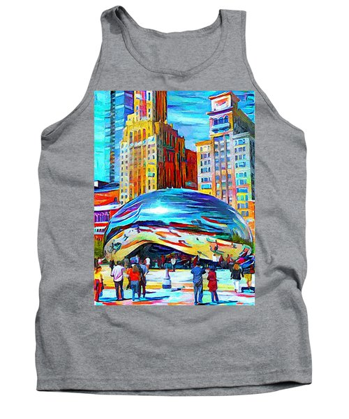 Chicago Millennium  Tank Top