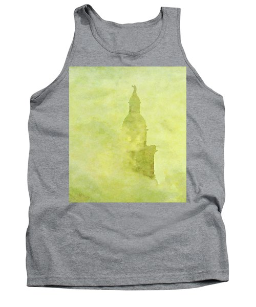 Chicago Steeple Tank Top