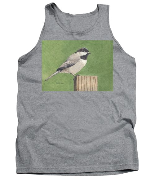 Chickadee Tank Top