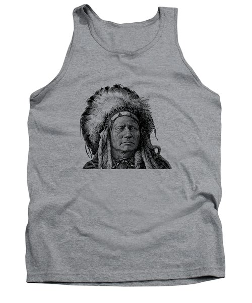 Chief Running Antelope Tank Top