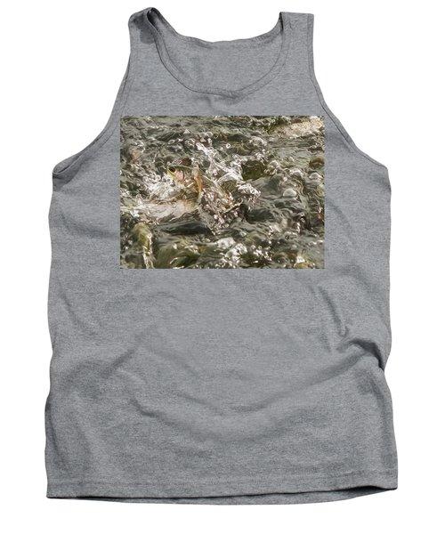 Chinook Salmon  Tank Top