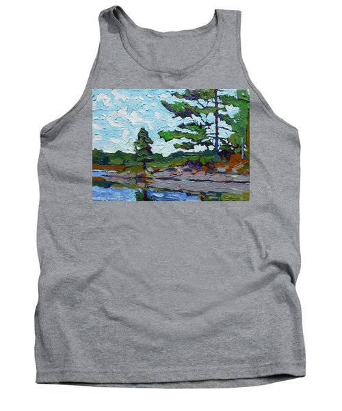 Chip's Elbow Tank Top