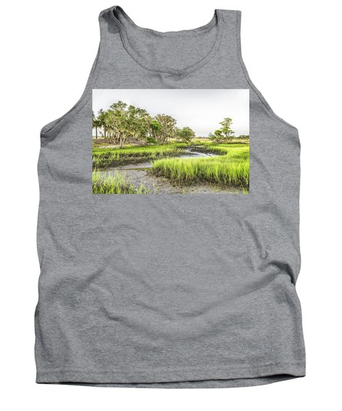 Chisolm Island - Low Tide Tank Top