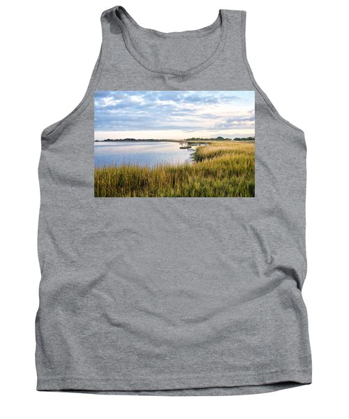 Chisolm Island Shoreline  Tank Top