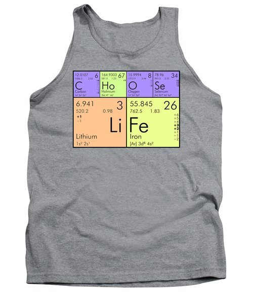 Choose Life Tank Top