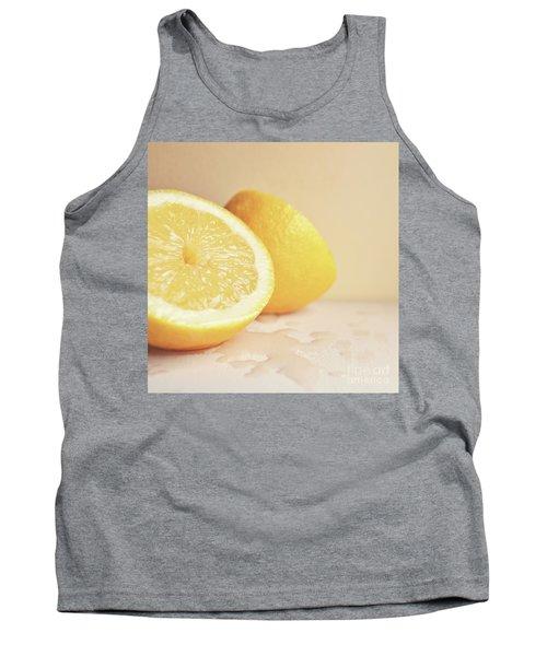 Chopped Lemon Tank Top