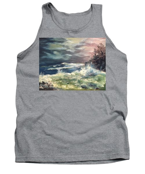 Choppy Seas 1 Tank Top