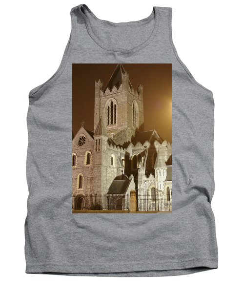 Christ Church Dublin Ireland Tank Top