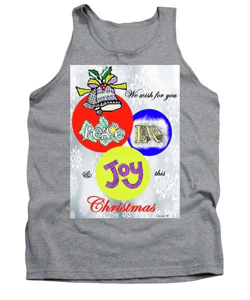 Christmas 2 Tank Top