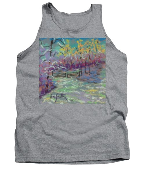 Christmas Day Sketch Tank Top