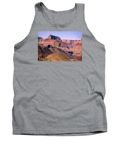 Chuar Butte  Grand Canyon National Park Tank Top