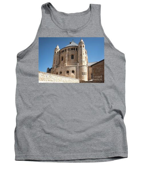 Tank Top featuring the photograph Church Of The Dormition by Mae Wertz
