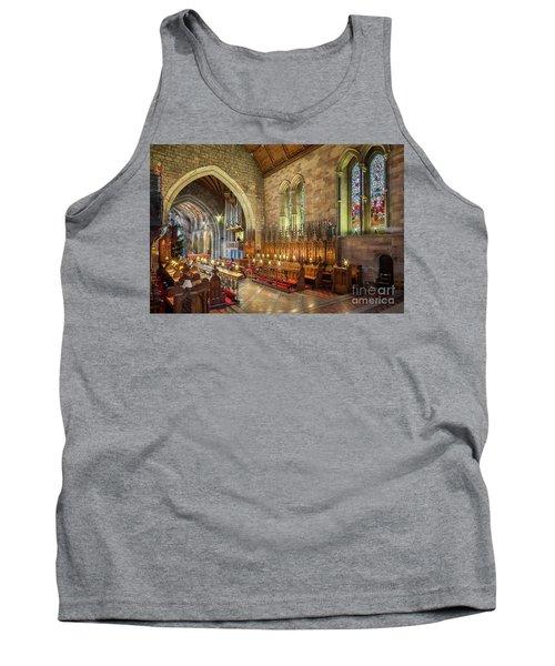 Church Organist Tank Top