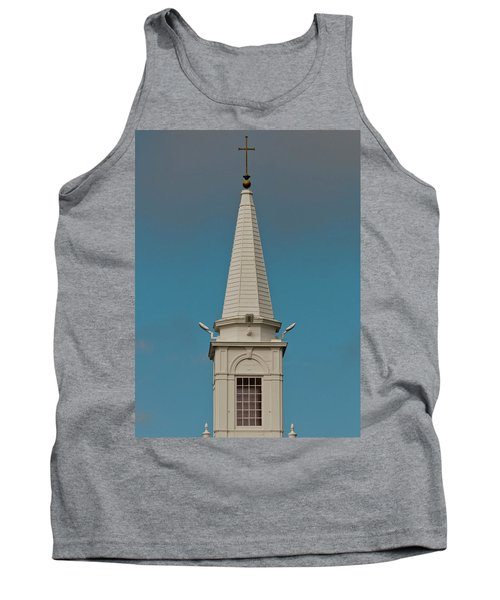 Church Steeple Tank Top