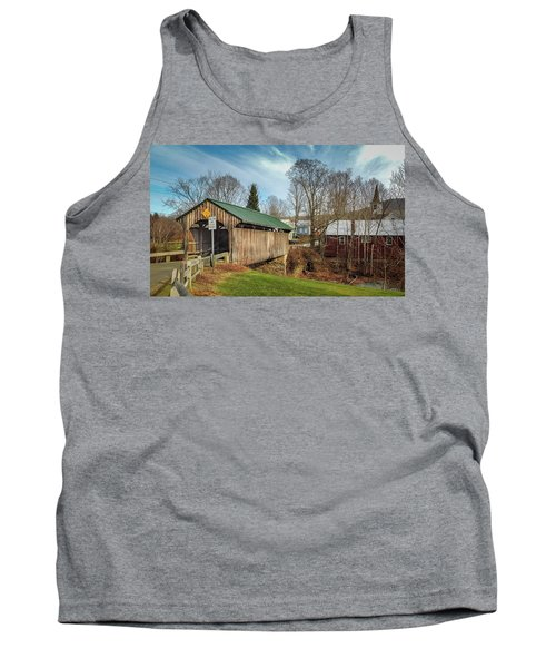Church Street Bridge Tank Top