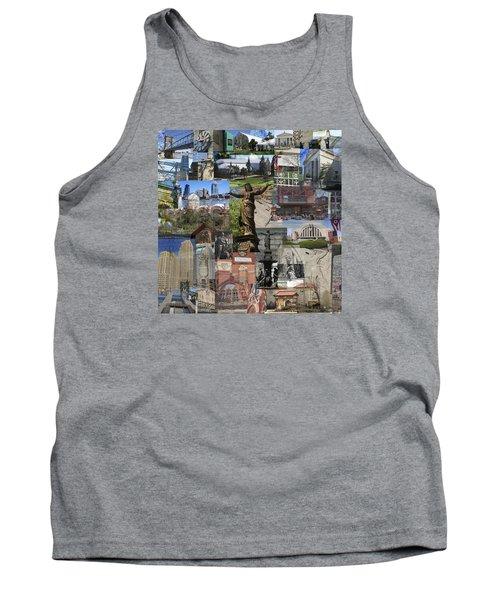 Cincinnati's Favorite Landmarks Tank Top