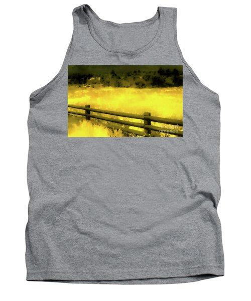 Ciquique Pueblo Meadow 2 Tank Top