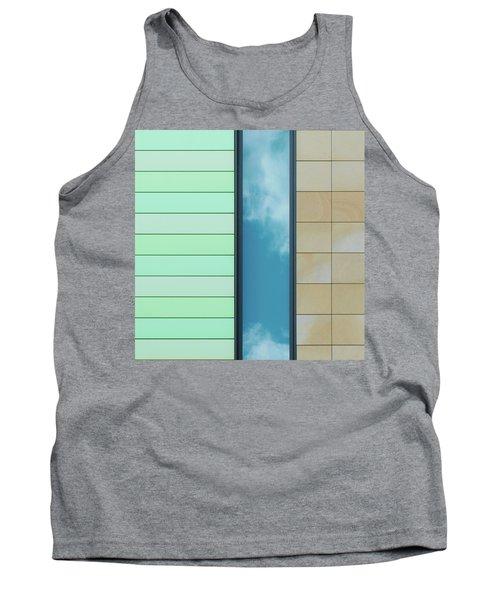 City Abstract Tank Top