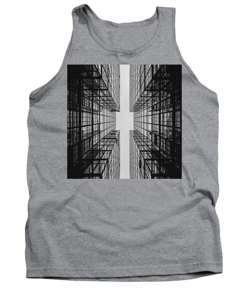 City Buildings Tank Top