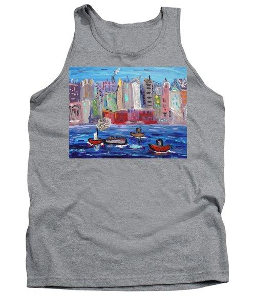 City City City Tank Top