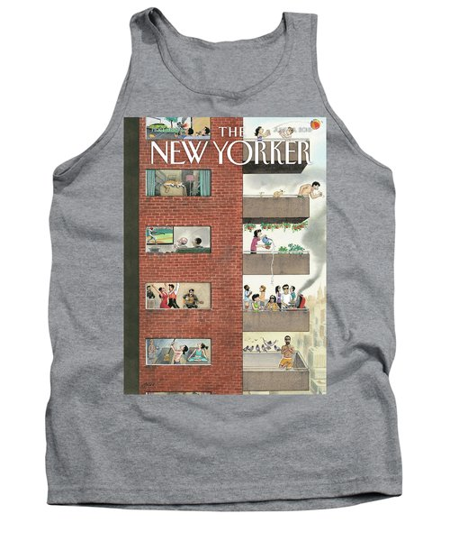 City Living Tank Top
