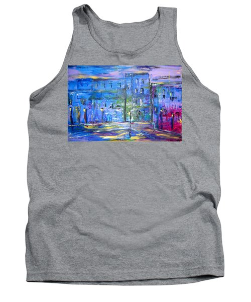 City Mouse Tank Top