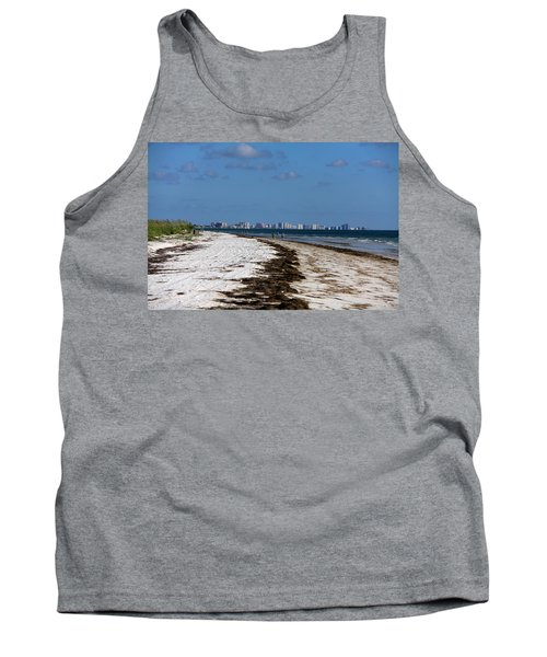 City Of Clearwater Skyline Tank Top
