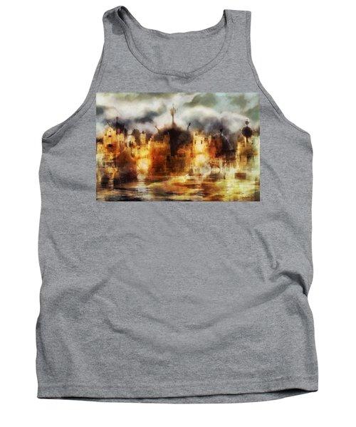 City Of Dreams Tank Top