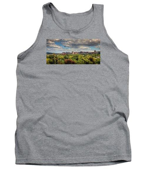 City Skyline Tank Top by Everet Regal