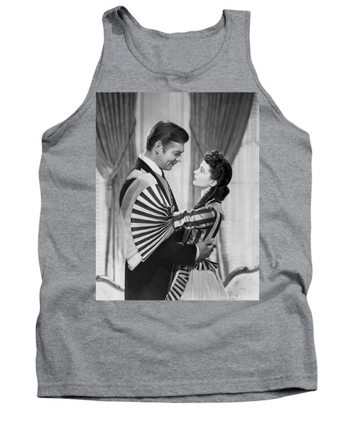 Clark Gable And Vivien Leigh Tank Top