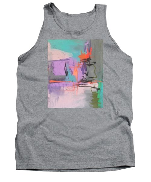 Class Play Tank Top by Becky Chappell