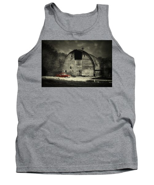 Tank Top featuring the photograph Classic Chevrolet  by Julie Hamilton