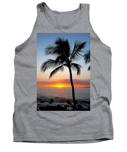 Classic Maui Sunset Tank Top