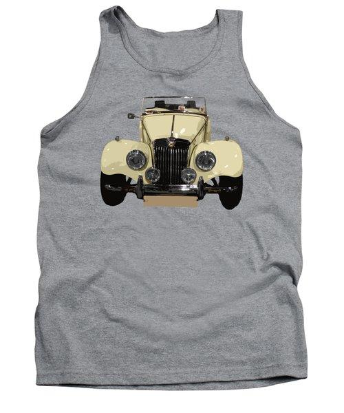 Classic Motor C Art Tank Top