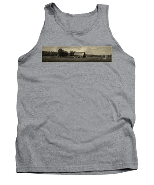 Classic New England Antique Panoramic Tank Top