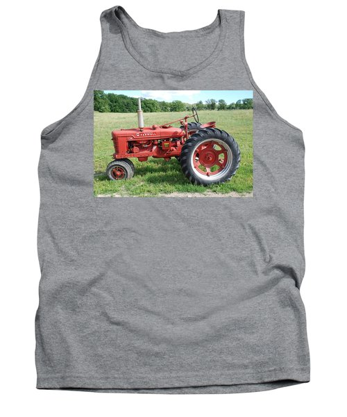 Classic Tractor Tank Top by Richard Bryce and Family
