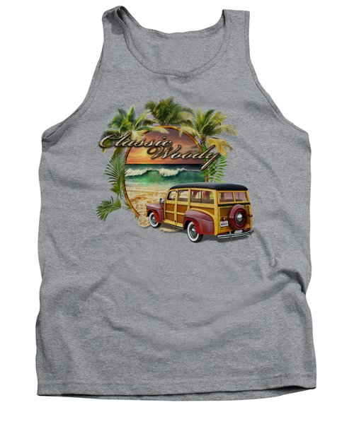 Classic Woody Tank Top