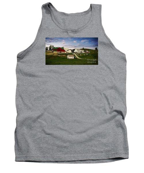 Clean Pastures Tank Top