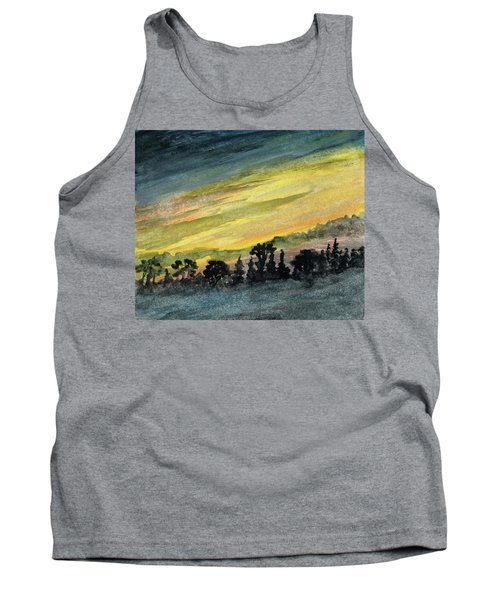 Clearing Storm Tank Top by R Kyllo