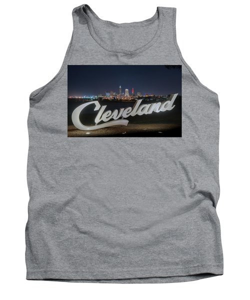 Cleveland Pride Tank Top